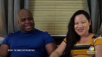 Discovery+ TV Spot, '90 Day Fiance: The Single Life Pillow Talk' - Thumbnail 2