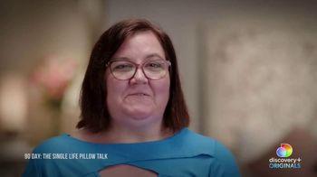 Discovery+ TV Spot, '90 Day Fiance: The Single Life Pillow Talk' - Thumbnail 3