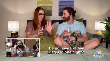 Discovery+ TV Spot, '90 Day Fiance: The Single Life Pillow Talk' - Thumbnail 7