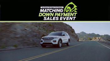 Ford Matching Down Payment Sales Event TV Spot, 'Commitment: Explorer' [T2] - Thumbnail 2