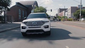 Ford Matching Down Payment Sales Event TV Spot, 'Commitment: Explorer' [T2] - Thumbnail 4