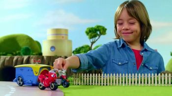 Ricky Zoom Transforming Trailer Playset TV Spot, 'Get a Tune-Up'