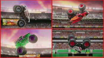 Monster Jam Toys TV Spot, 'Slam Into Action'