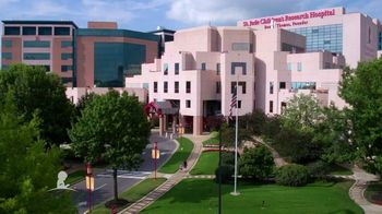 St. Jude Children's Research Hospital TV Spot, 'Not the End' Song by Drew Holcomb & The Neighbors - Thumbnail 1