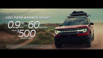 2021 Ford Bronco Sport TV Spot, 'The Desert' [T2] - Thumbnail 5