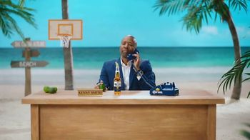 Corona TV Spot, 'Busted Blues' Featuring Kenny Smith