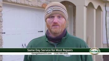 Precision Door Service TV Spot, 'Denver: Preventative Maintenance' - Thumbnail 2