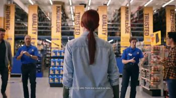 NAPA Auto Parts TV Spot, 'Our Motor Never Quits'