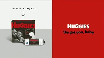 Huggies Special Delivery TV Spot, 'Skin Is Weird, But We Got You, Baby' - Thumbnail 8