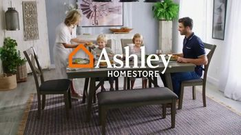 Ashley HomeStore Ultimate Event TV Spot, '30% Off: Hyndell Dining' - Thumbnail 1