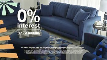 Ashley HomeStore Ultimate Event TV Spot, '30% Off: Hyndell Dining' - Thumbnail 6