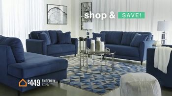 Ashley HomeStore Ultimate Event TV Spot, '30% Off: Hyndell Dining' - Thumbnail 8
