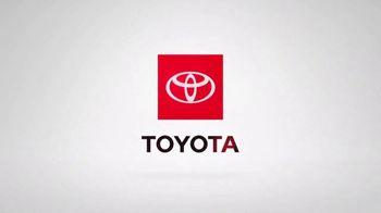 Toyota Ready Set Go! TV Spot, 'Imagine: Enough' [T1] - Thumbnail 6