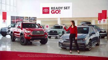 Toyota Ready Set Go! TV Spot, 'Imagine: Enough' [T1] - Thumbnail 2