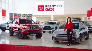 Toyota Ready Set Go! TV Spot, 'Imagine: Enough' [T1] - Thumbnail 3