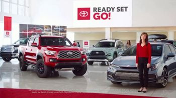 Toyota Ready Set Go! TV Spot, 'Imagine: Enough' [T1] - Thumbnail 4