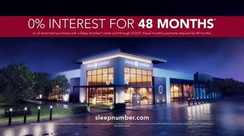 Sleep Number Weekend Special TV Spot, 'Dad-Powering: Save Up to $500 Plus Free Delivery' - Thumbnail 9