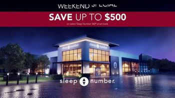 Sleep Number Weekend Special TV Spot, 'Dad-Powering: Save Up to $500 Plus Free Delivery' - Thumbnail 8