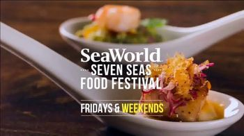 SeaWorld TV Spot, 'Seven Seas Food Festival: 20% Off' - Thumbnail 6