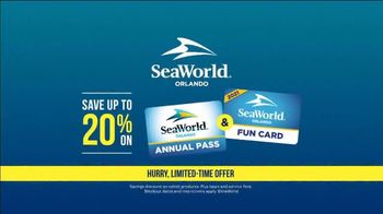 SeaWorld TV Spot, 'Seven Seas Food Festival: 20% Off' - Thumbnail 7