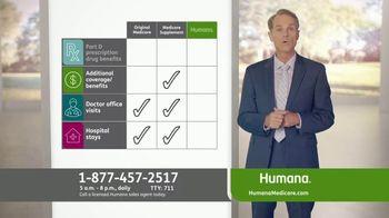 Humana Medicare Advantage Plan TV Spot, 'As a Person' - Thumbnail 4