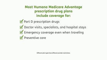 Humana Medicare Advantage Plan TV Spot, 'As a Person' - Thumbnail 9