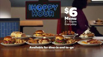 IHOPPY Hour TV Spot, 'Happy Hour: $6 Menu' - Thumbnail 8