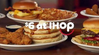 IHOPPY Hour TV Spot, 'Happy Hour: $6 Menu' - Thumbnail 3