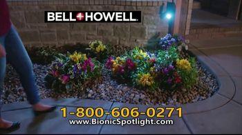 Bionic Spotlight TV Spot, 'Iluminación' [Spanish] - Thumbnail 8