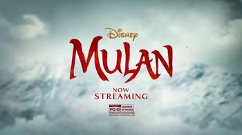Disney+ TV Spot, 'Mulan' - Thumbnail 1