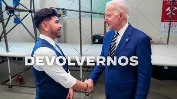Biden for President TV Spot, 'Vencer el virus' [Spanish] - Thumbnail 4