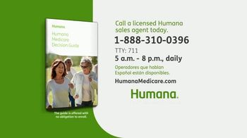 Humana Medicare Advantage Plan TV Spot, 'Humans' - Thumbnail 3