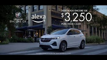 Buick Encore GX TV Spot, 'New Alexa' Song by Matt & Kim [T2] - Thumbnail 9