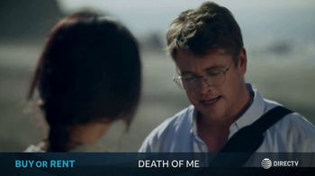 DIRECTV Cinema TV Spot, 'Death of Me' - 83 commercial airings