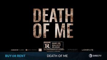 DIRECTV Cinema TV Spot, 'Death of Me' - Thumbnail 9