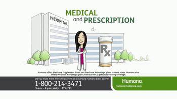 Humana Medicare Advantage Plan TV Spot, 'Good to Know'