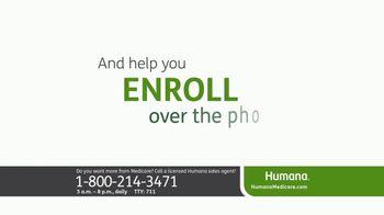 Humana Medicare Advantage Plan TV Spot, 'Good to Know' - Thumbnail 8