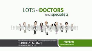 Humana Medicare Advantage Plan TV Spot, 'Good to Know' - Thumbnail 4