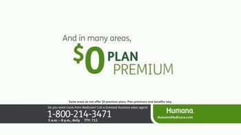 Humana Medicare Advantage Plan TV Spot, 'Good to Know' - Thumbnail 5