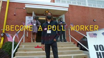More Than a Vote TV Spot, 'We Got Next: Protect Our Power and Become A Poll Worker' - Thumbnail 10