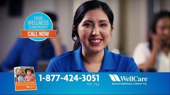 WellCare Medicare Advantage Plan TV Spot, 'Get More: Free Gym Membership' - Thumbnail 10
