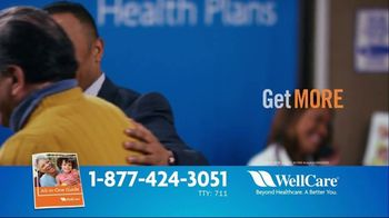 WellCare Medicare Advantage Plan TV Spot, 'Get More: Free Gym Membership' - Thumbnail 2