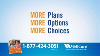 WellCare Medicare Advantage Plan TV Spot, 'Get More: Free Gym Membership' - Thumbnail 3