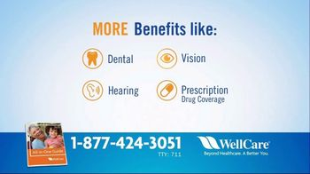 WellCare Medicare Advantage Plan TV Spot, 'Get More: Free Gym Membership' - Thumbnail 5