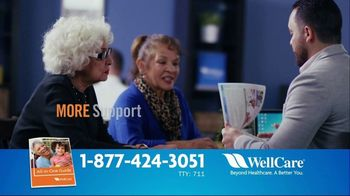 WellCare Medicare Advantage Plan TV Spot, 'Get More: Free Gym Membership' - Thumbnail 9