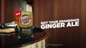 Canada Dry Bold Ginger Ale TV Spot, 'Not You're Grandma's Ginger Ale: Clothes' - Thumbnail 10