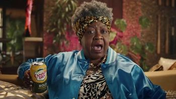 Canada Dry Bold Ginger Ale TV Spot, 'Not Your Grandma's Ginger Ale: Clothes'