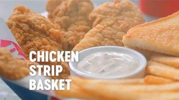 Dairy Queen Chicken Strip Basket TV Spot, 'Ranch Dream' - Thumbnail 2