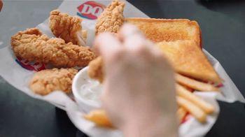 Dairy Queen Chicken Strip Basket TV Spot, 'Ranch Dream' - Thumbnail 8
