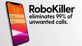 RoboKiller TV Spot, 'Eliminates Unwanted Calls'